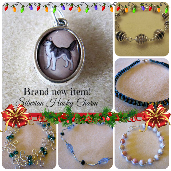 handmade pet themed jewelry