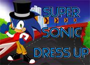 Super Sonic Dress Up