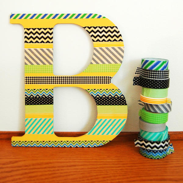 Make your Own Decorative Letters