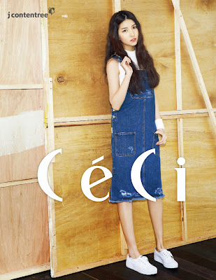 Gfriend Sowon Ceci April 2015