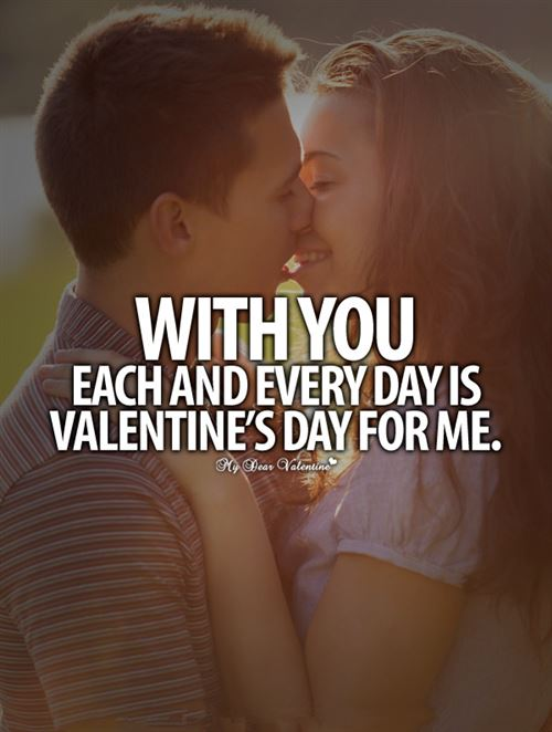 Romantic Valentine's Day Quotes For Boyfriend