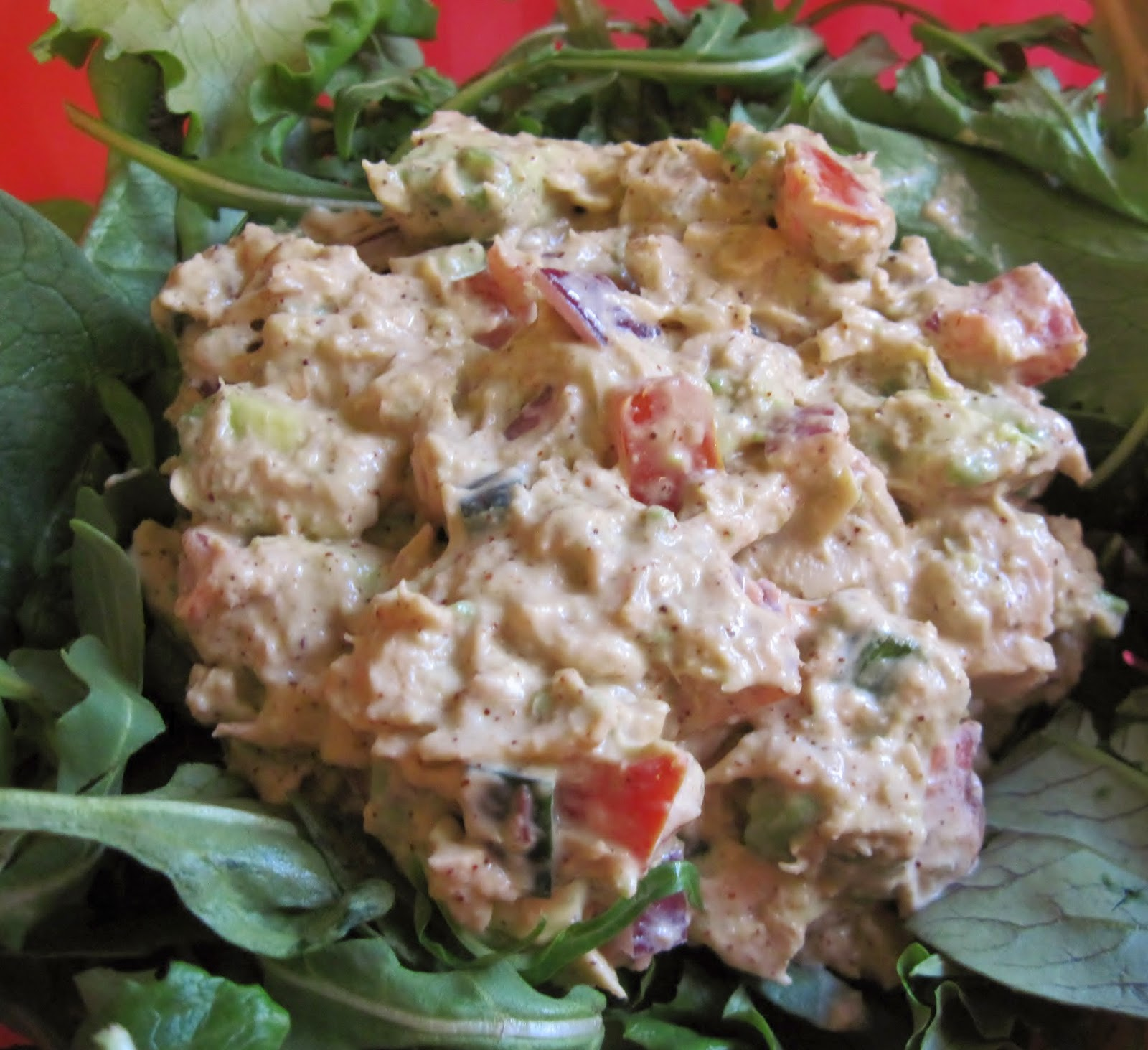 Mexican tuna salad recipe