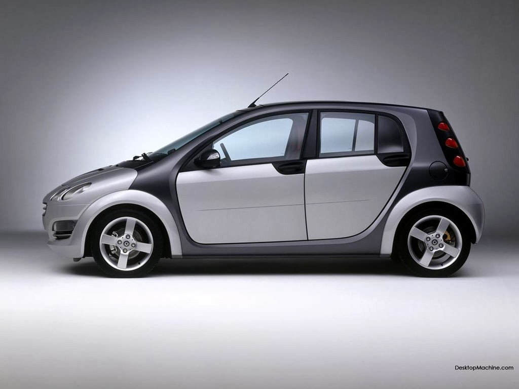 Smart ForFour Wallpaper #475454