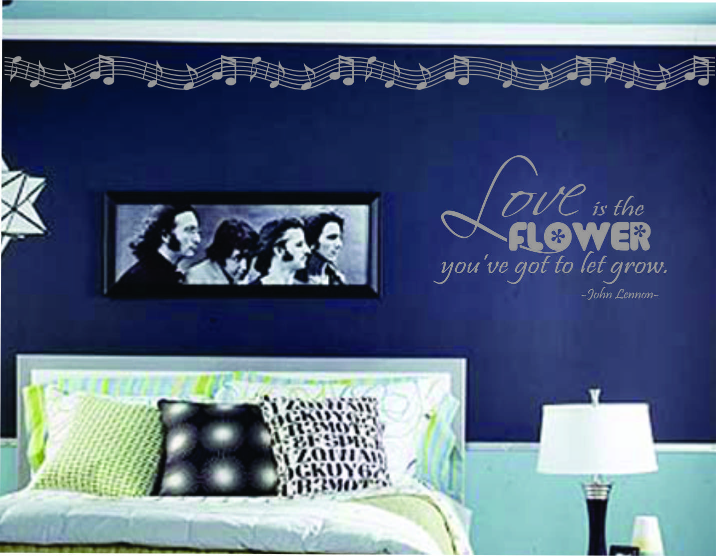 Walls that talk music room decorating ideas for Room decor ideas music