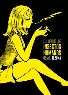 libro insectos humanos tezuka