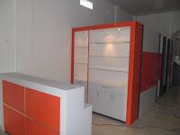 furniture toko meja cs meja kasir lemari pajangan sekat ruangan 01