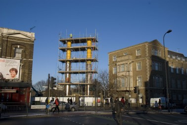 Lurking about se11 vauxhall pleasure gardens 250k for a for Building a house for 250k