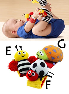 Buy Baby Activity Toys and Babycare Books Online from