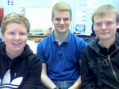 The Group - Sam Pollock, Rob Shaw and Will Spivey