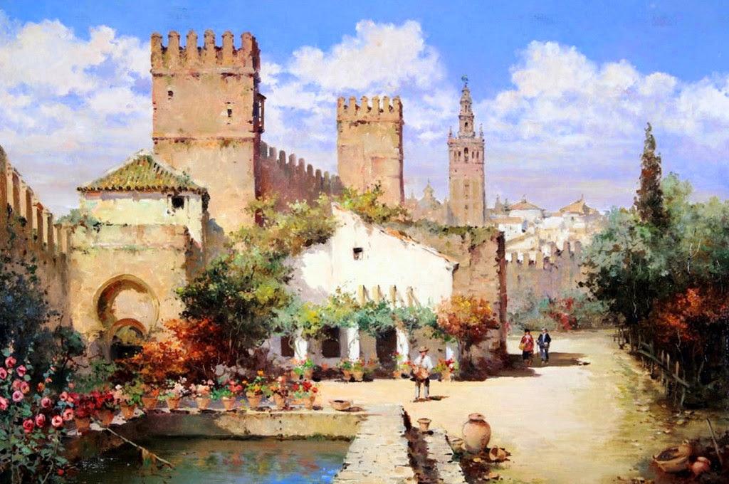 pintores-de-oleo-españoles