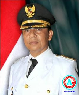 Wakil Walikota Bima Dilantik Jadi Ketua KONI