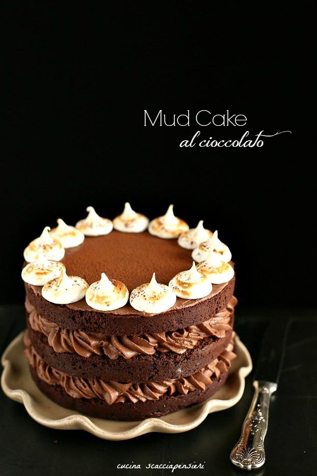 Mud Cake Ricetta