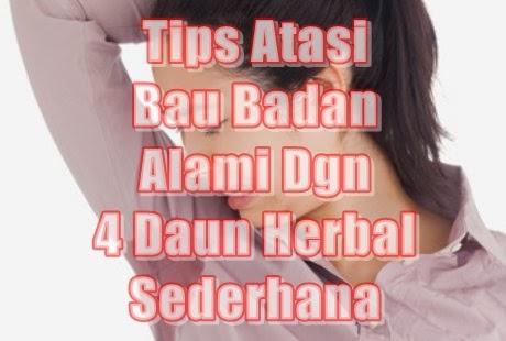 penyebab bau badan, obat bau badan, cara alami menghilangkan bau badan, bau badan menyengat, bau badan perempuan