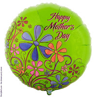 Mother's Day Foil Balloons