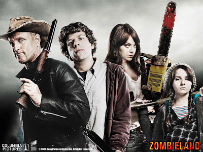 Zombieland characters