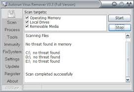 Autorun Virus Remover 3.3 Full Version