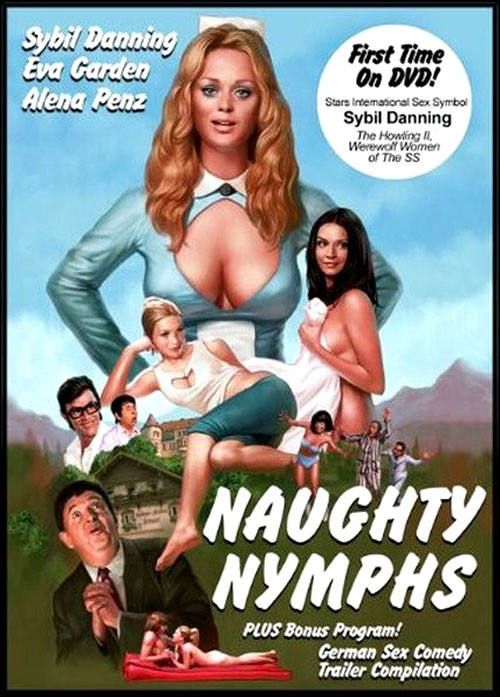 Naughty Nymphs [1972] [DvdRip] [Ingles] [+18] [FS-BS]