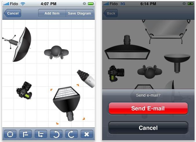 les applications ipad pour la vid o. Black Bedroom Furniture Sets. Home Design Ideas