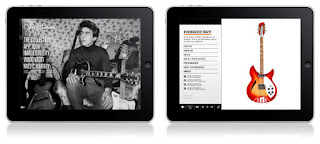 George Harrison: The Guitar Collection iPad App Released Today