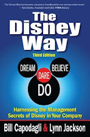 Between Books - The Disney Way: Third Edition