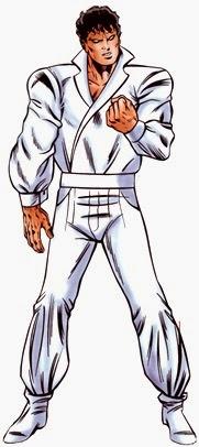 Supervillano Favorito de Marvel 01+TODOPODEROSO