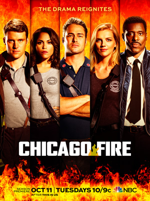 Chicago Fire Temporada 5 audio latino