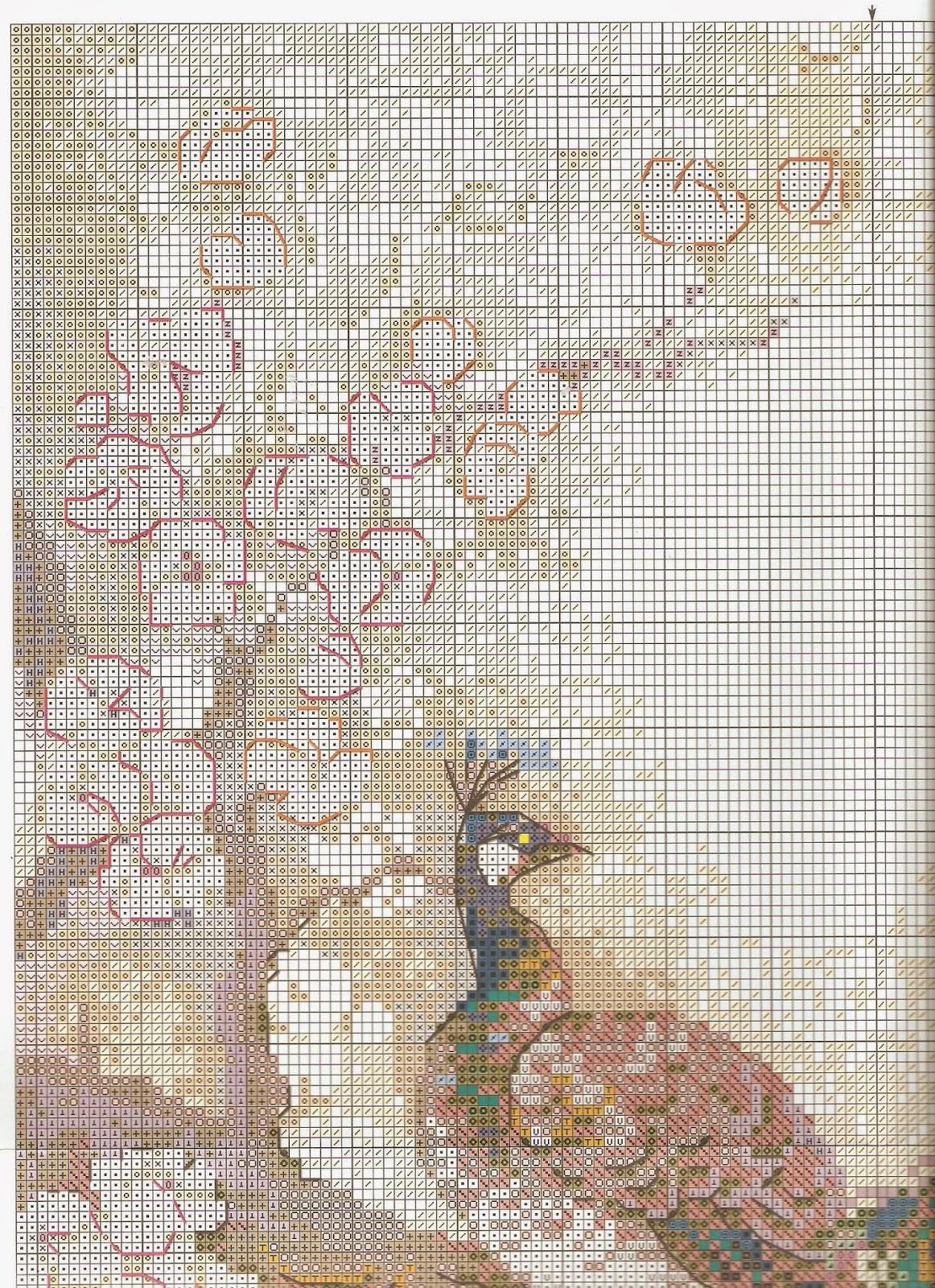 Схема риолис вышивка крестом схема