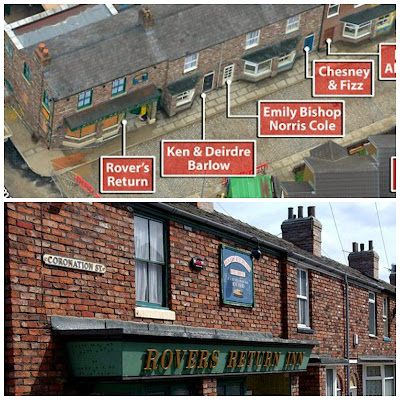 Rovers Return, Coronation Street