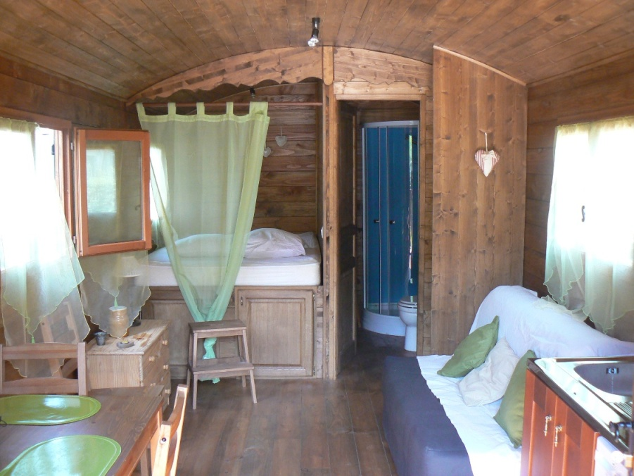 Casa mobile - Tiny house interni ...