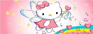 sampul facebook hello kitty