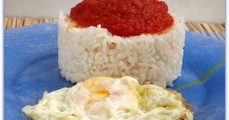 La cocina de angie arroz blanco con tomate - Comidas con arroz blanco ...