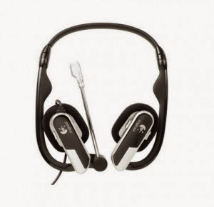 Shopclues : Buy Logitech H555 Laptop Headset & 60 Cluebucks Rs. 2971 : Buytoearn