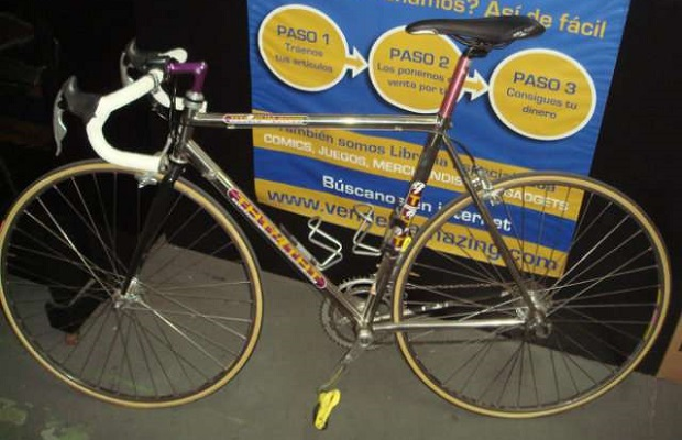 Tienda Segunda Mano Zaragoza: bicicleta de carretera
