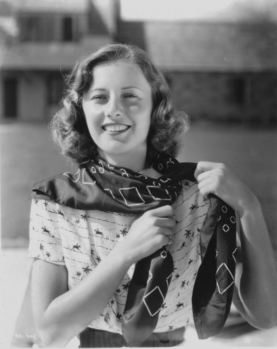 Discussion on this topic: Gloria Foy, barbara-stanwyck/