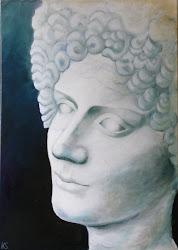 portret romeinse vrouw