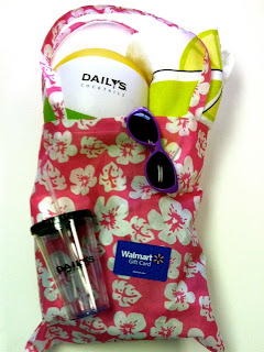Daily's Giveaway - Prize Package