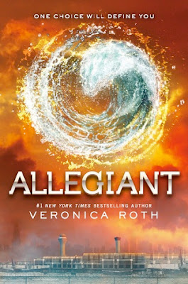 Sarah's Thoughts on Allegiant by Veronica Roth