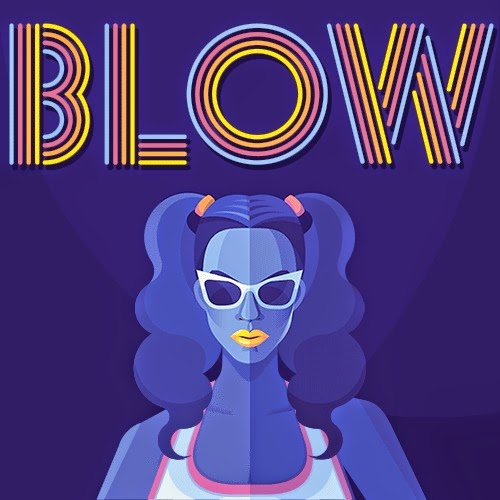 BeyoncГ© - Blow (studio acapella)
