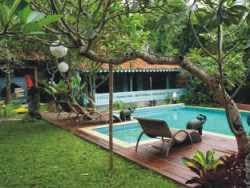 Hotel Murah di Bantul Jogja - Umah d Kali Villa