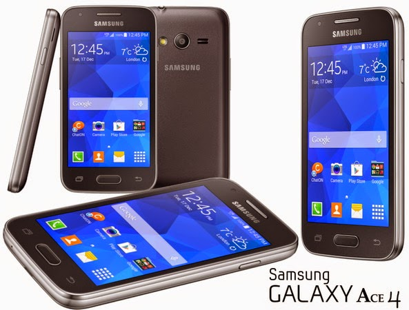 Spesifikasi Dan Harga Samsung Galaxy Ace 4 Si Murah Yang Oke Banget