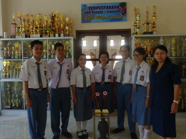 SMAN 1 Singaraja Juara Lomba Karya Ilmiah Nasional