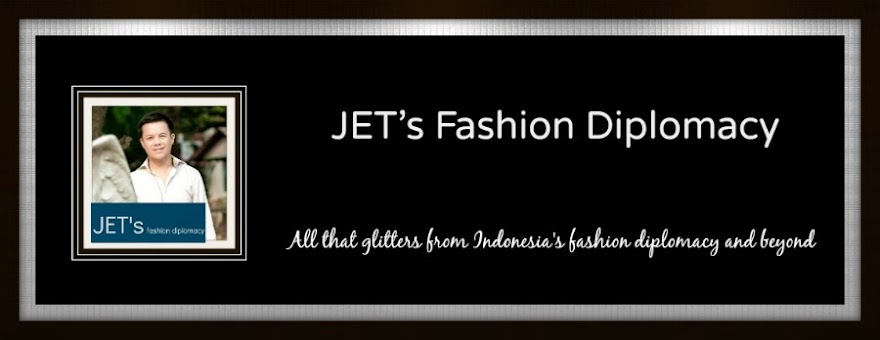 JET's fashion diplomacy