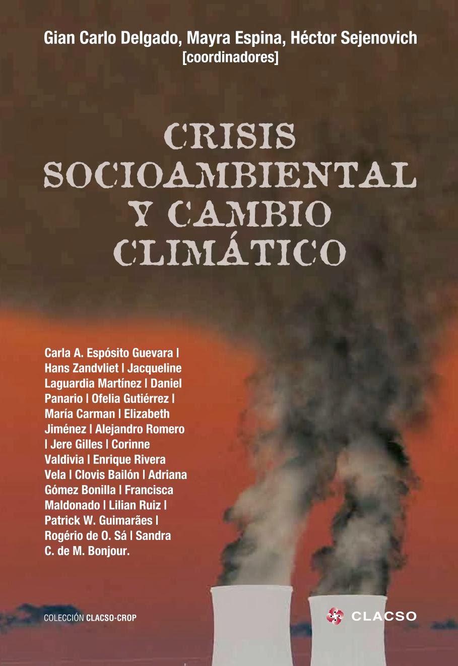 Crisis socioambiental y cambio climático