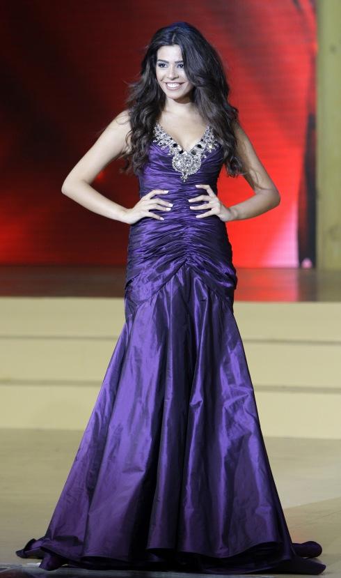 Miss Lebanon 2011 Yara Khoury Mikhael