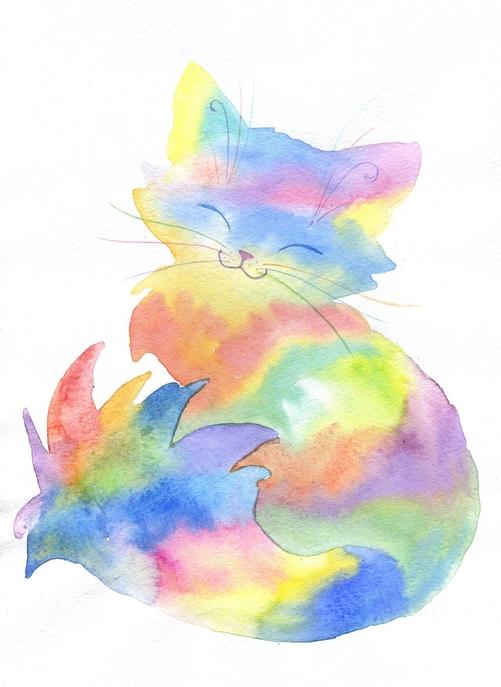 кошачьи переливы