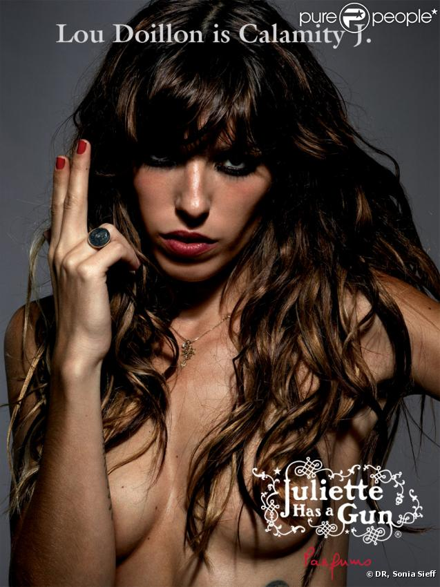 Lou Doillon - Wallpaper