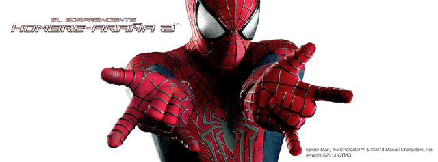 La película The Amazing Spider-Man 2