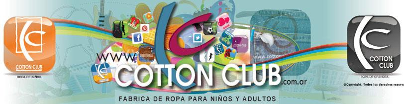 Cotton Club Ropa