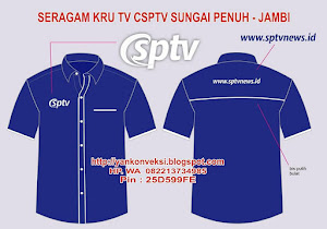 SERAGAM KRU TV