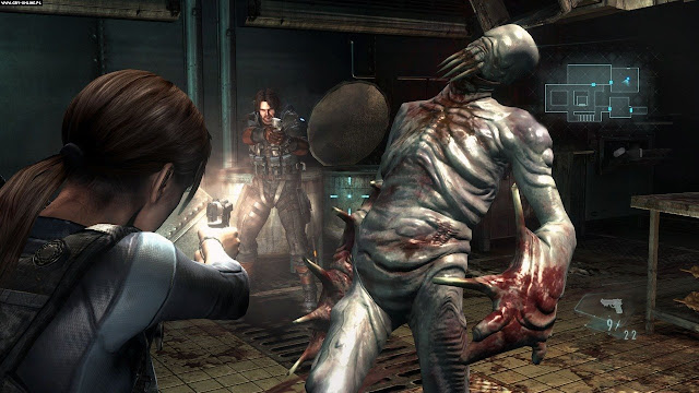 free and full pc game Resident Evil Revelations